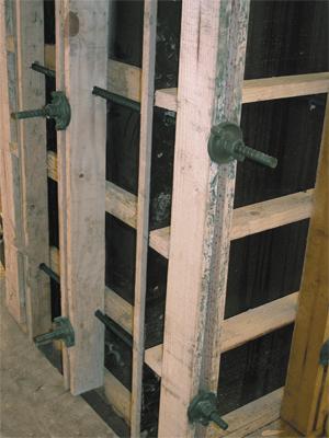 Barra de ancoragem como usar